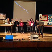 Präsentationstag Projektkurse 2014